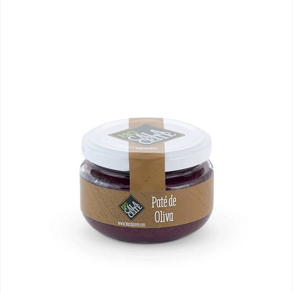 Paté de oliva biocalaceite
