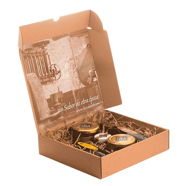Caja de degustación Biocalaceite